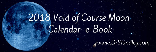 2018 Void of Course Moon Calendar e-Book
