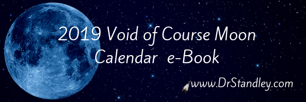Void Of Course Moon Calendar 2019 Astrology e Book   2019 Void of Course Moon Calendar e Book