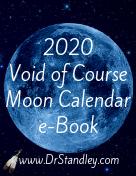 2020 Void of Course Moon Calendar e-Book