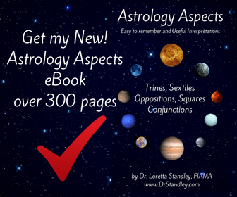 Astrology Aspects eBook on DrStandley.com