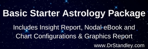 Basic Starter Astrology Package on DrStandley.com