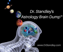 Brain Dump - Huge astrology articles written by Dr. Standley