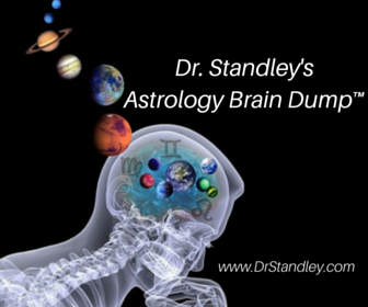 Dr. Standley's Astrology Brain Dump