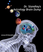 Brain Dump on many astrology topics