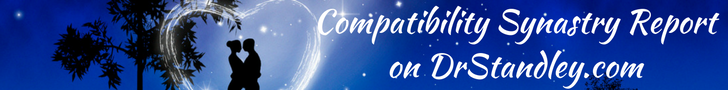 Get Your Compatibility/Synastry Report here on DrStandley.com