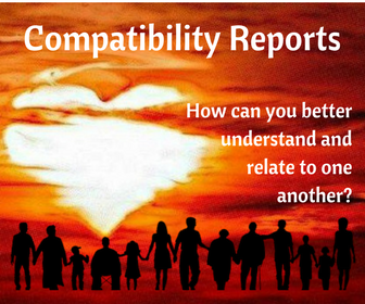 Compatibility Reports between you and those you Love on DrStandley.com