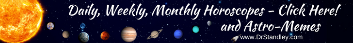 Daily Horoscopes on DrStandley.com
