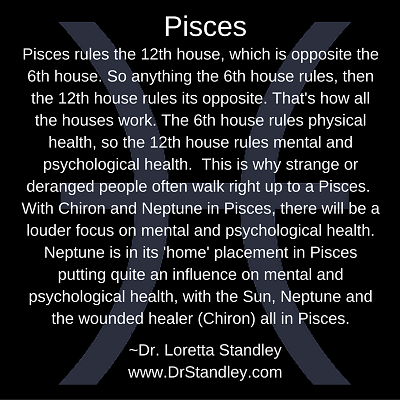 Pisces Daily Horoscope June 20 on DrStandley.com
