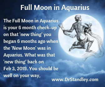 Full Moon in Aquarius on DrStandley.com