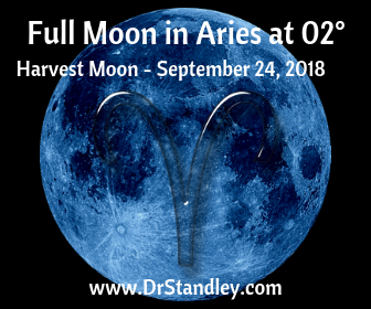 Full Moon in Aries on DrStandley.com