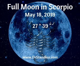 The Full Moon in Scorpio is financially transformative on DrStandley.com