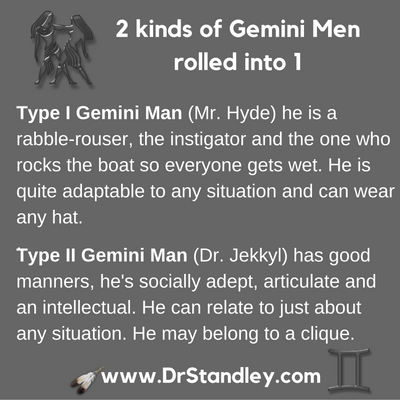 Gemini Man on DrStandley.com