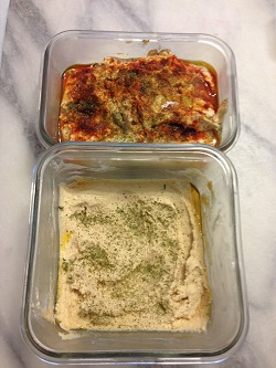 Garlic Hummus