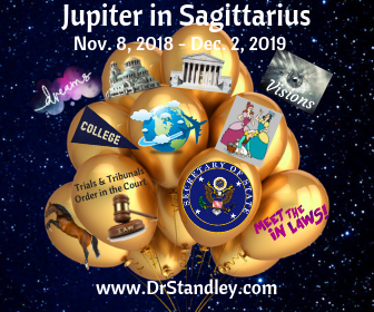 Jupiter in Sagittarius on DrStandley.com