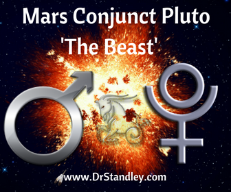 Mars Conjunct Pluto on DrStandley.com