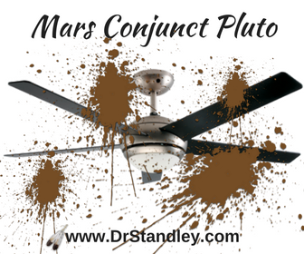 Mars conjunct Pluto aspect - on DrStandley com