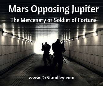 Mars Opposing Jupiter on DrStandley.com