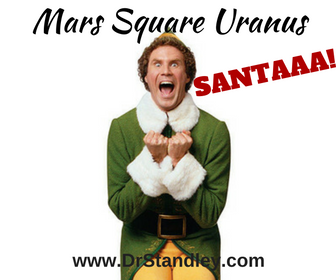 Mars Square Uranus aspect on DrStandley.com