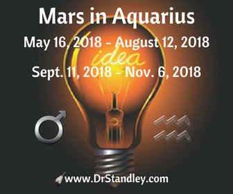 Mars in Aquarius on DrStandley.com