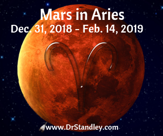 Mars in Aries on DrStandley.com