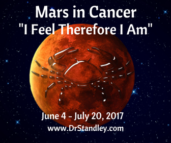 Mars in Cancer on DrStandley.com