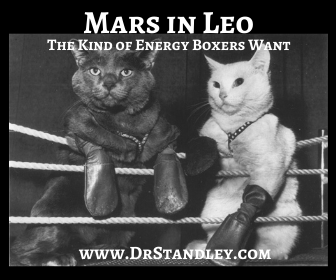 Mars in Leo on DrStandley.com