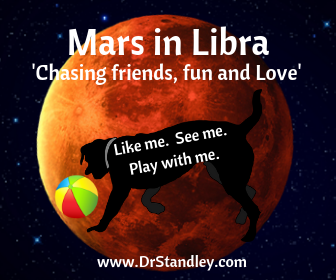 Mars in Libra on DrStandley.com