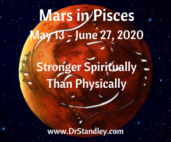 Mars in Pisces on DrStandley.com