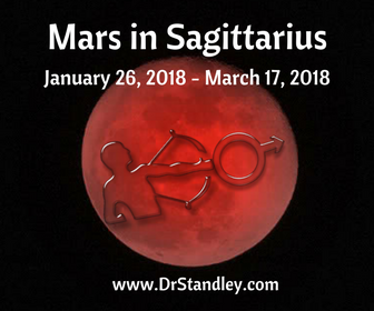 Mars in Sagittarius on DrStandley.com