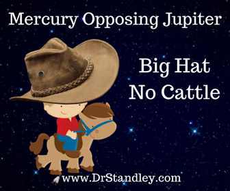 Mercury Opposing Jupiter on www.DrStandley.com