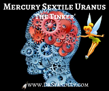 Mercury sextile Uranus on DrStandley.com