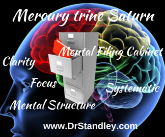 Mercury trine Saturn on DrStandley.com