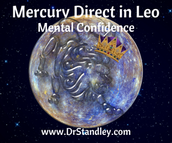 Mercury Direct in Leo on DrStandley.com