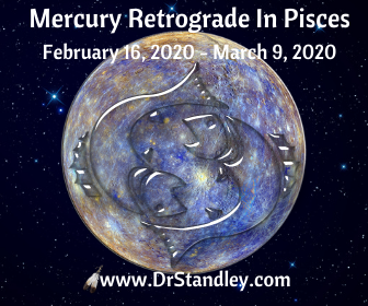 Mercury in Pisces (and Retrograde) on DrStandley.com