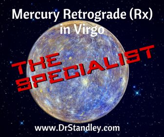 Mercury Retrograde in Virgo on DrStandley.com
