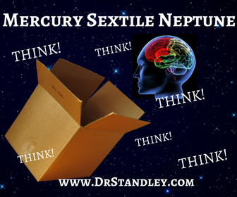 Mercury Sextile Neptune aspect on DrStandley.com
