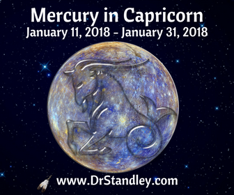 Mercury in Capricorn on DrStandley.com