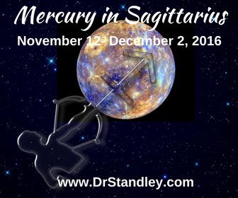 Mercury in Sagittarius on DrStandley.com