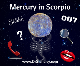 Mercury in Scorpio on DrStandley.com