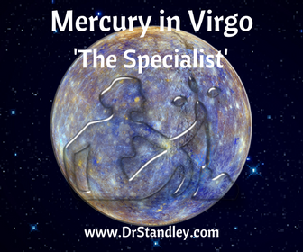 Mercury in Virgo on DrStandley.com