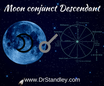 Moon conjunct Descendant on DrStandley.com