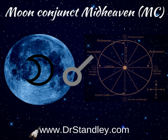 Moon conjunct Midheaven on DrStandley.com