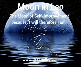 The Moon in Leo on DrStandley.com