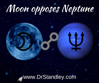 Moon opposing Neptune on DrStandley.com