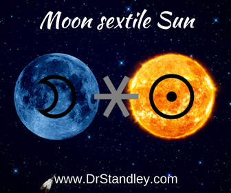 Moon sextile Sun on DrStandley.com