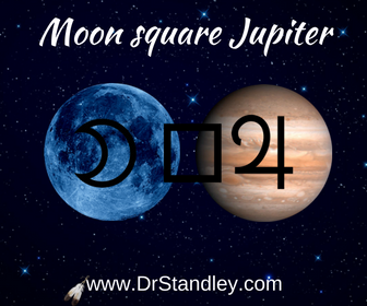 Moon square Jupiter on DrStandley.com