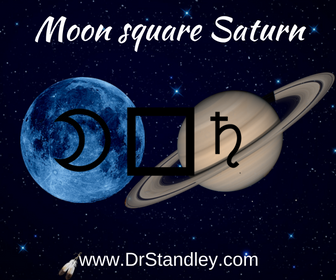 Moon square Saturn on DrStandley.com