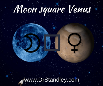 Moon square Venus on DrStandley.com