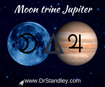 Moon trine Jupiter on DrStandley.com