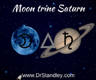Moon trine Saturn on DrStandley.com